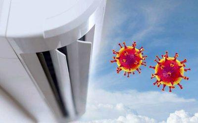رد انتقال ویروس کرونا از طریق کولر گازی