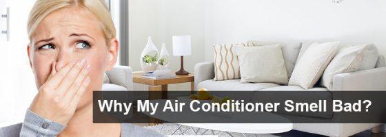 علت بوی بد از کولر گازی
